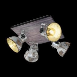 EGLO 49653 Bodové svietidlo BARNSTAPLE