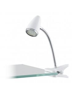 94329 EGLO STL/1 NUSS/SCHWARZ/TAUPE LANTADA stolová lampa
