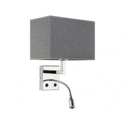 Nowodvorski 9302 Nástenné svietidlo HOTEL LED