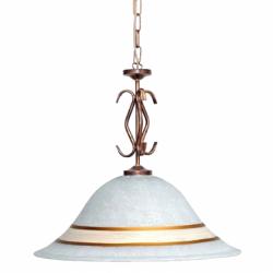 Tilago Palermo 07 Hanging lamp, E27 1x75W