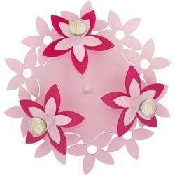 Nowodvorski 6895 FLOWERS PINK, stropné svietidlo