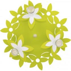Nowodvorski 6900 FLOWERS GREEN, stropné svietidlo