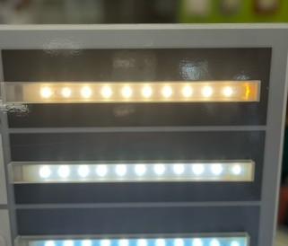 Farba svetla na svietidle je znajdôležitejších pri kúpe