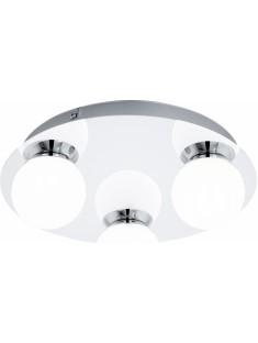 94629 EGLO LED-WL/DL/3 CHROM/WEISS MOSIANO Stropné svietidlo