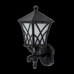 Elmark 96301WU/BK ALEK, Vonkajšie nástenné svietidlo