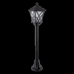 Elmark 96305F/BK ALEK, Vonkajšie stojanové svietidlo