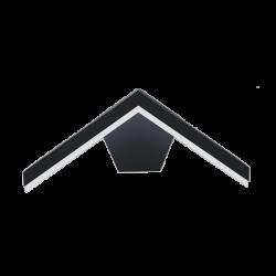 Elmark 96LEDW302 GRF302 LED, Vonkajšie nástenné svietidlo
