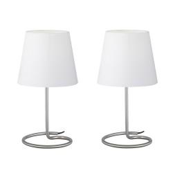 TRIO LIGHTING FOR YOU R50272001 TWIN, Set stolové svietidlo