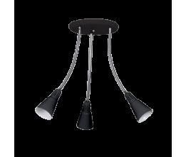 Elmark 955BRAD3/BK BRAD stropné svietidlo