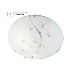Searchlight 2140-30 Flush, Stropné svietidlo
