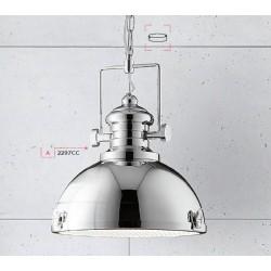 Searchlight 2297CC Industrial Pendants, Závesné svietidlo