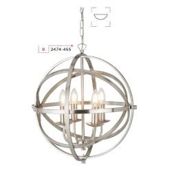 Searchlight 2474-4SS Orbit, Závesné svietidlo