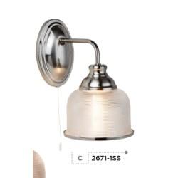 Searchlight 2671-1SS Bistro II, Nástenné svietidlo
