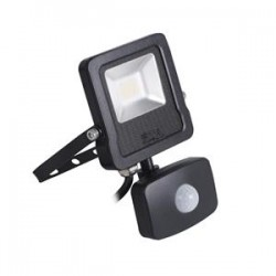 Kanlux 27094 ANTOS LED 10W-NW-SE B Reflektor LED s čidlom
