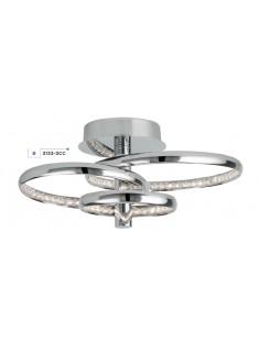 Searchlight 3133-3CC Rings, LED Stropné svietidlo