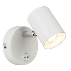Searchlight 3171WH Rollo, LED Nástenné svietidlo