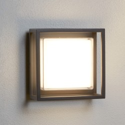 Searchlight 3812GY Ohio, LED Stropné svietidlo