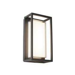 Searchlight 3831GY Ohio, LED Nástenné svietidlo