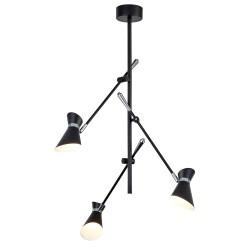 Searchlight 5943-3BW Diablo, LED Závesné svietidlo