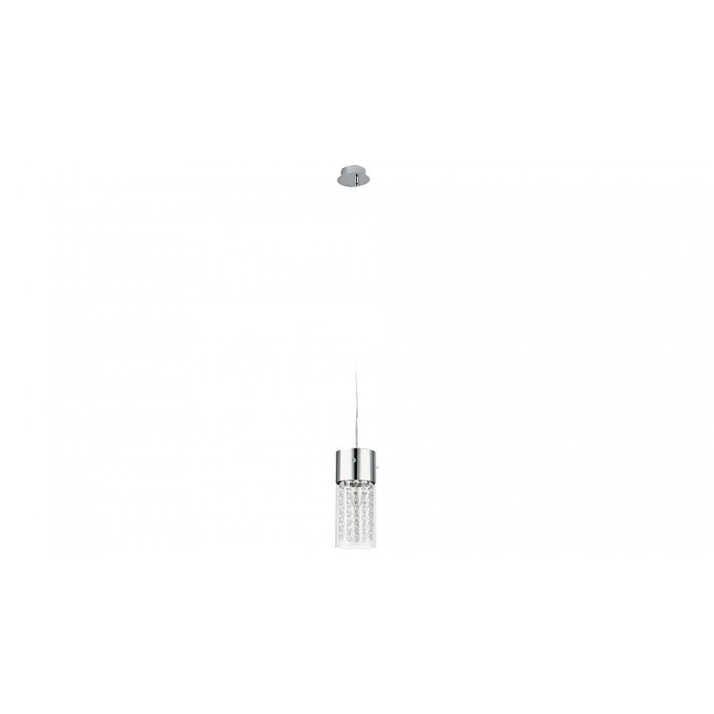 Rábalux 6446 Waterfall, závesná lampa 1 dielna