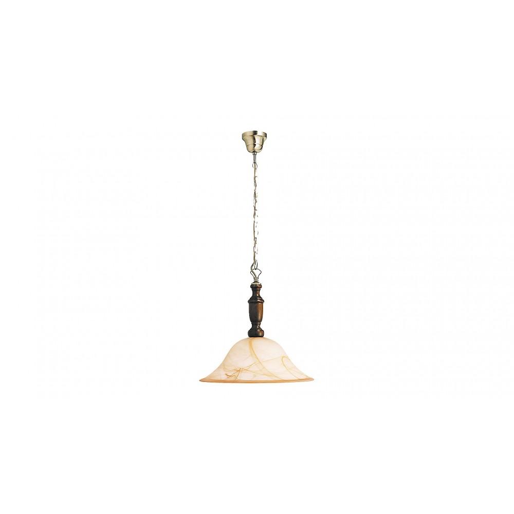 Rábalux 7099 Rustic 3, závesná lampa, D40