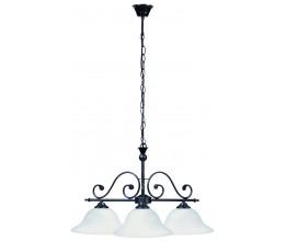 Rábalux 7773 Dorothea, 3-ram. závesná lampa