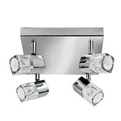 Searchlight 7884CC-LED Blocs, LED Stropné svietidlo