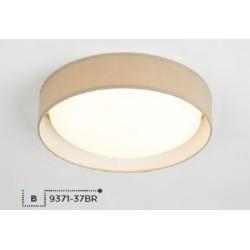 Searchlight 9371-37BR Modern, LED Stropné svietidlo