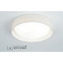 Searchlight 9371-37WH Modern, LED Stropné svietidlo