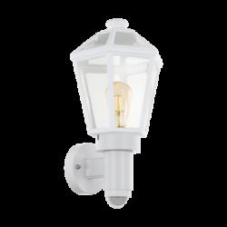 EGLO 97256 MONSELICE,Vonkajšie nástenné svietidlo so senzorom