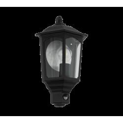 EGLO 97259 MANERBIO,Vonkajšie nástenné svietidlo so senzorom