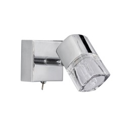 Searchlight 9881CC-LED Blocs, LED Nástenné svietidlo