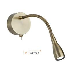 Searchlight 9917AB Wall, LED Nástenné svietidlo