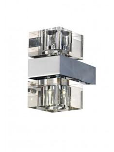 Azzardo AZ0035 BOX 2, nástenné svietidlo