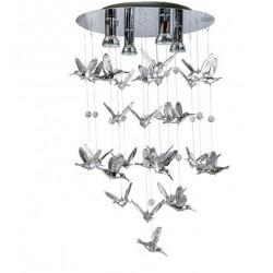 Azzardo AZ2449 BIRDS, nástenné svietidlo