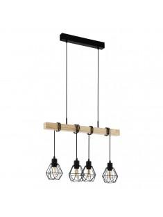 Eglo 43132 Závesná lampa Townshend 5