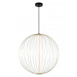 Lucide 20414/60/01 CORBONY Závesná lampa