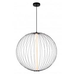 Lucide 20414/60/30 CARBONY Závesná lampa