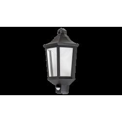 Rábalux 8980 ROSEWELL, Vonkajšie nástenné svietidlo so senzorom
