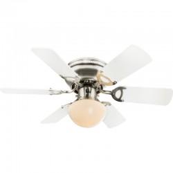 GLOBO 0307W UGO, Ventilátor so svietidlom