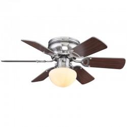 GLOBO 0307WE UGO, Ventilátor so svietidlom