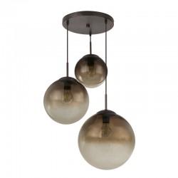 GLOBO 15865-3 VARUS, Závesné svietidlo