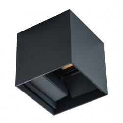 Kanlux 28990 REKA LED EL 7W-L-GR Nástenné svietidlo LED