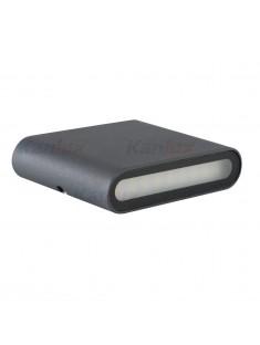 Kanlux 29270 GARTO LED EL 8W-GR Nástenné svietidlo LED