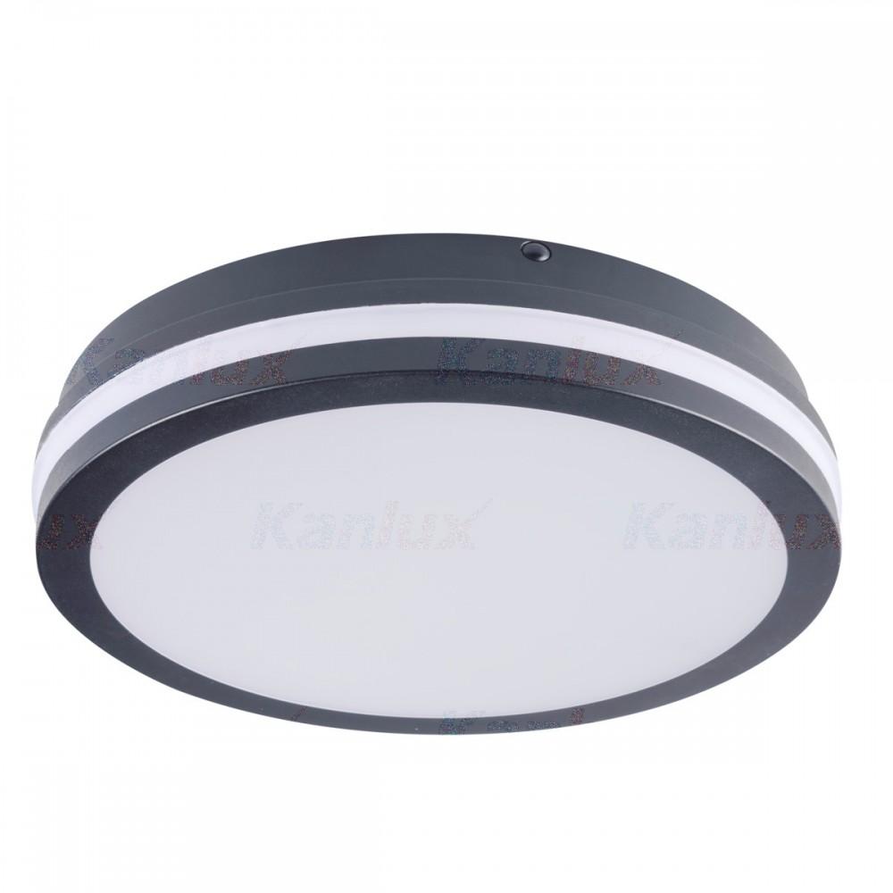 Kanlux 33386 BENO 24W WW-O-GR, Stropné svietidlo