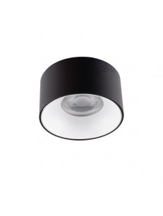 Kanlux 27577 MINI RITI GU10 B/W Vstavané bodové svietidlo