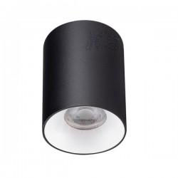 Kanlux 27568 RITI GU10 B/W, Stropné bodové svietidlo