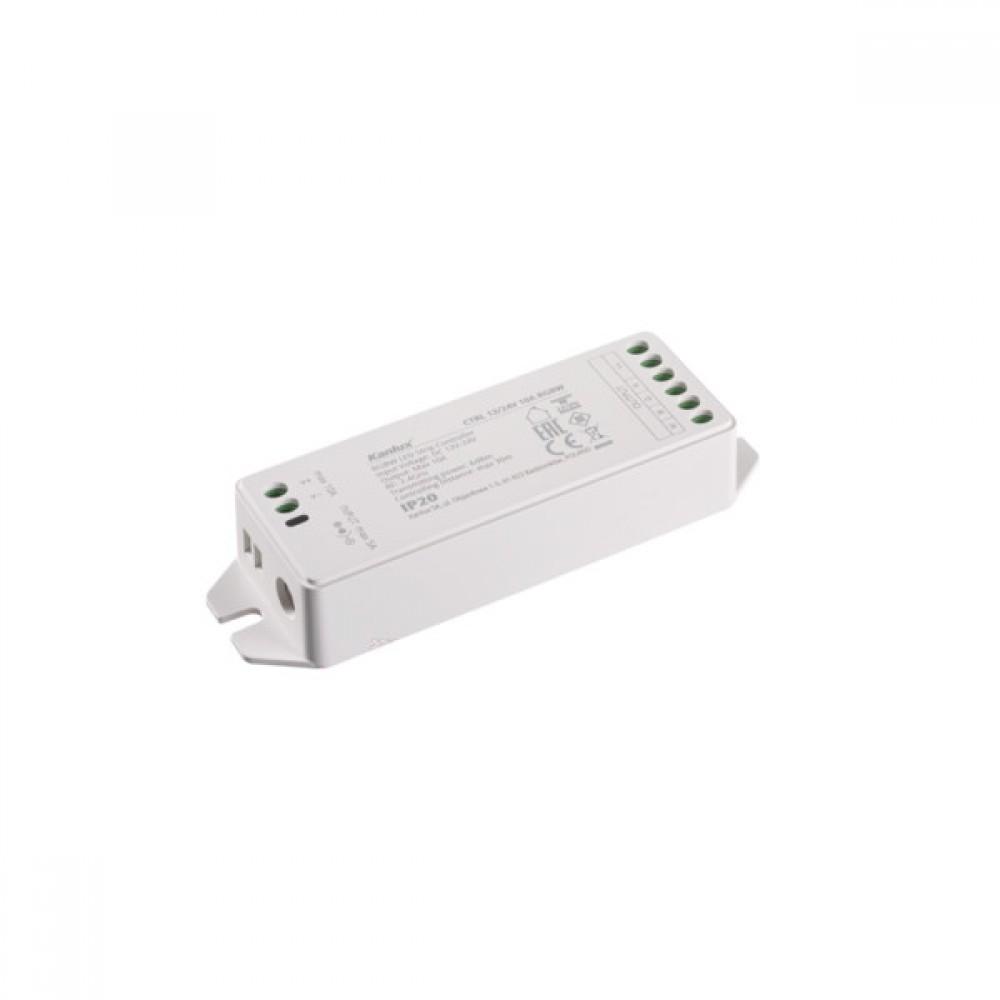 Kanlux 22143 CTRL 12/24V 10A RGBW, Riadiaca jednotka pre LED pásiky
