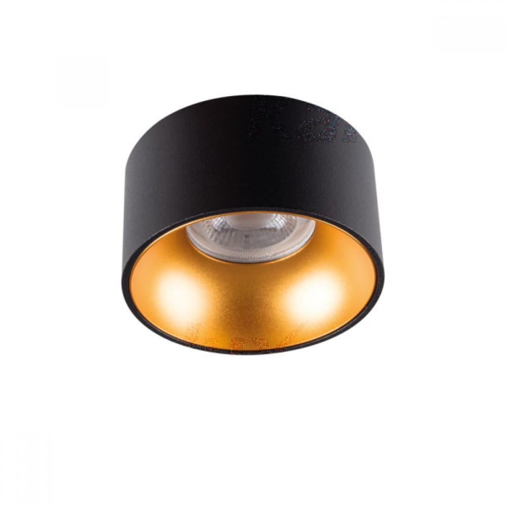 Kanlux 27575 MINI RITI GU10 B/G Vstavané bodové svietidlo
