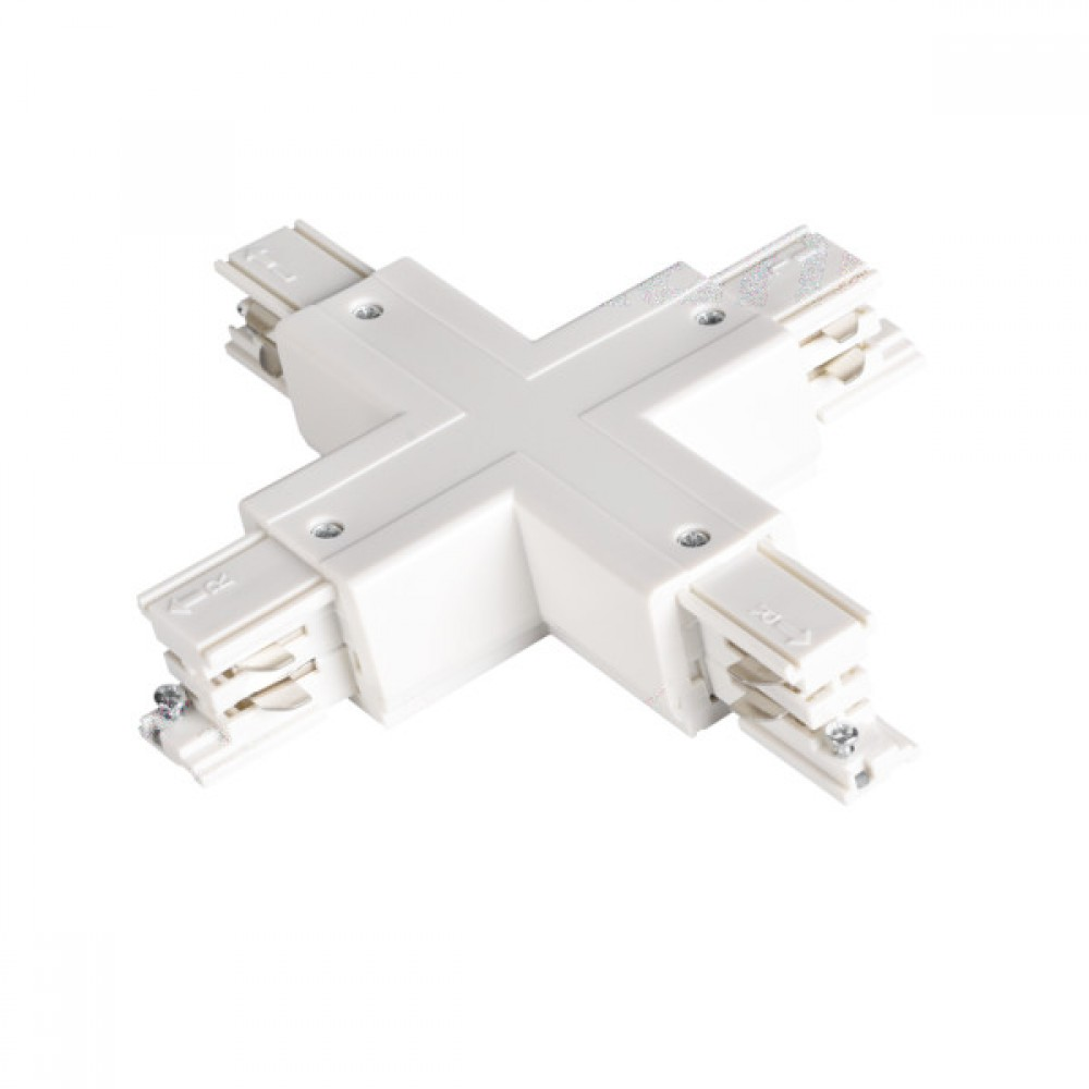 Kanlux 33246 TEAR N CON-X W Krížová spojka s konektormi L, L, R, R
